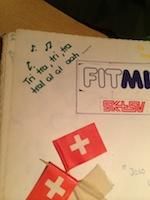 Gästebuch-Eintrag vom FICEP 1989 (II)